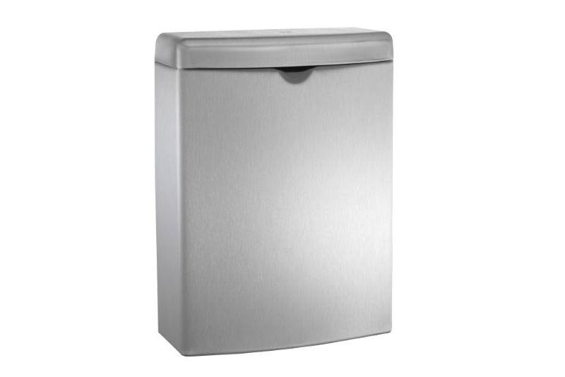 Asi 20852 Sanitary Napkin Disposal Surface Mounted