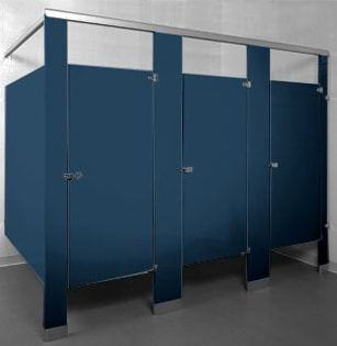 Powder Coated Steel - Royal Blue